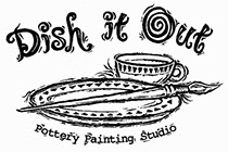 Dish It Out Pottery Painting Studio & Camps
