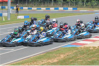 GoPro Motorplex Karting Leagues and Races