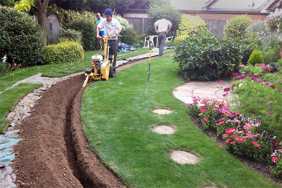installing irrigation systems charlotte home expert
